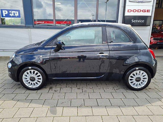 Fiat 500C - MY21 1.0 GSE Hybrid DOLCEVITA 51kW TECH+ LM