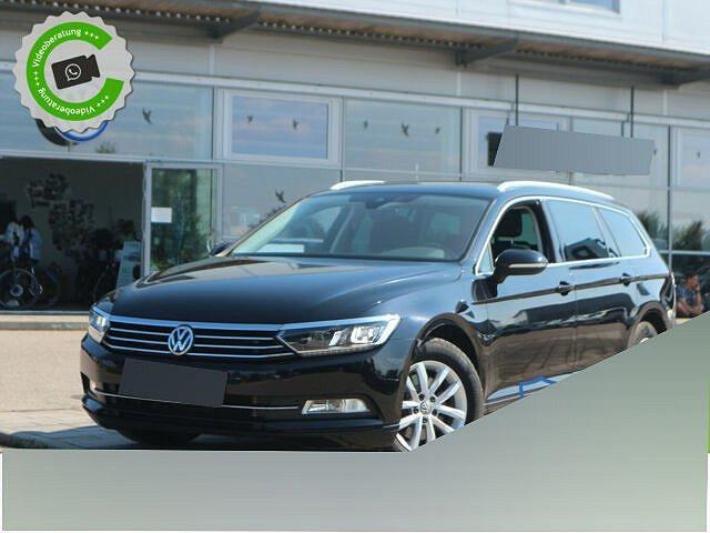 Volkswagen Passat Variant - 2.0 TDI COMFORTLINE NAVI+AHK+LED+