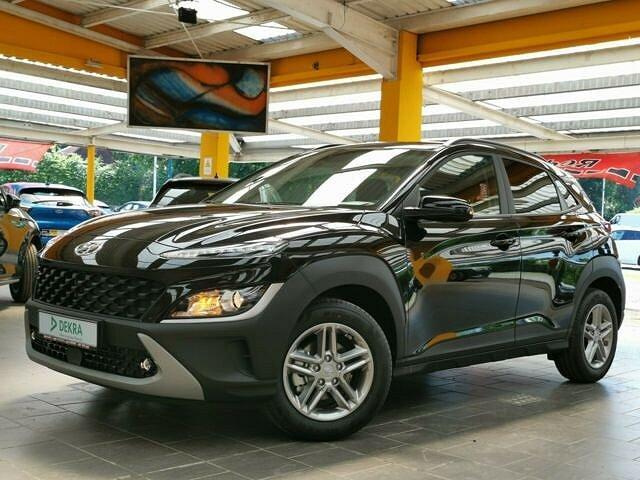 Hyundai Kona - 1,0 T-GDI Apple CP Rückf.K. viel Sicherheit