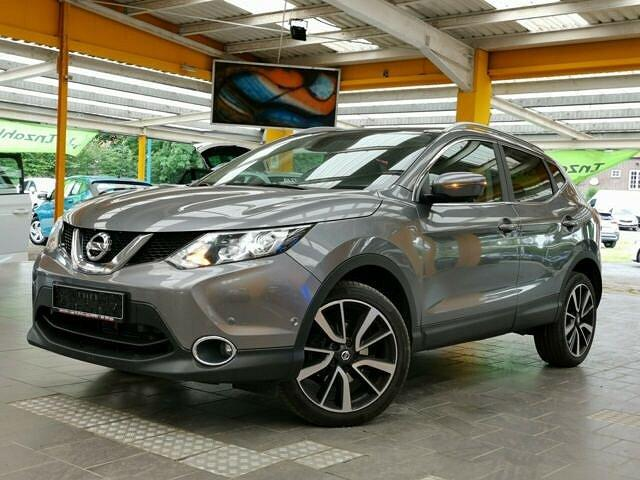Nissan Qashqai - 1.2 DIG-T X-Tronic Navi LED Leder Pano
