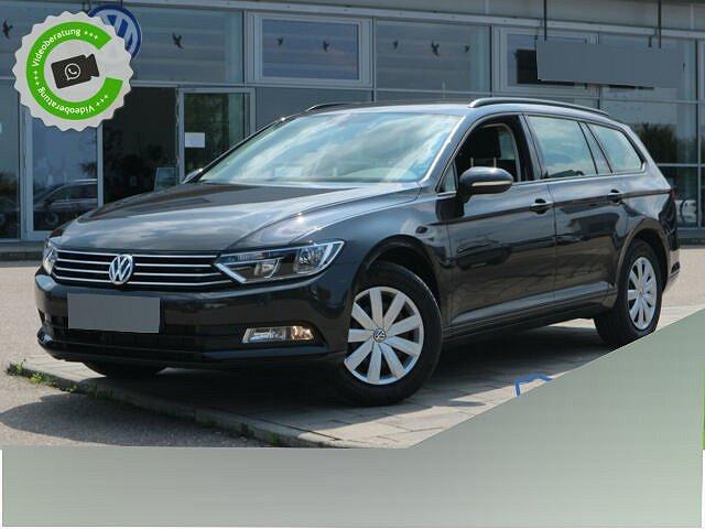 Volkswagen Passat Variant - 2.0 TDI DSG AHK+CLIMATRONIC+NAVI+