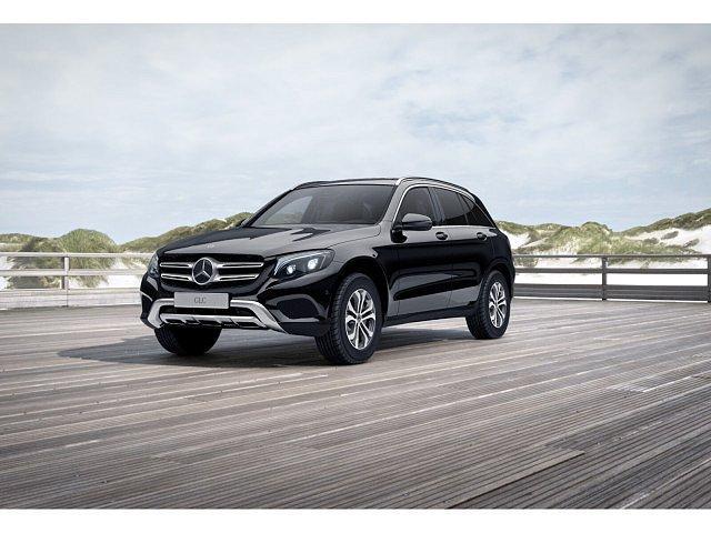 Mercedes-Benz GLC - 250 d 4M OffRoad Ext Abstandstemp. LED Navi