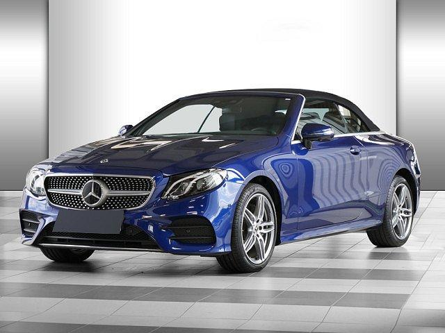Mercedes-Benz E-Klasse - E 220 d 4M Cabrio AMG Sport Wide Abstandstemp. L