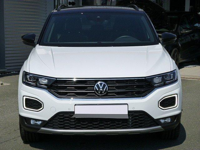Volkswagen T-Roc - Sport 4Motion TDI DSG +18 ZOLL+FAHRERASSIS
