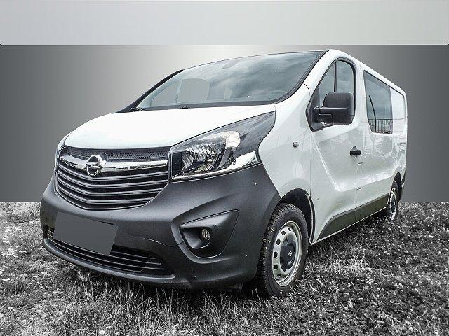Opel Vivaro Kasten - B L1H1 2,7t DoKA 1.6 CDTI*Allw.Holzbd.*