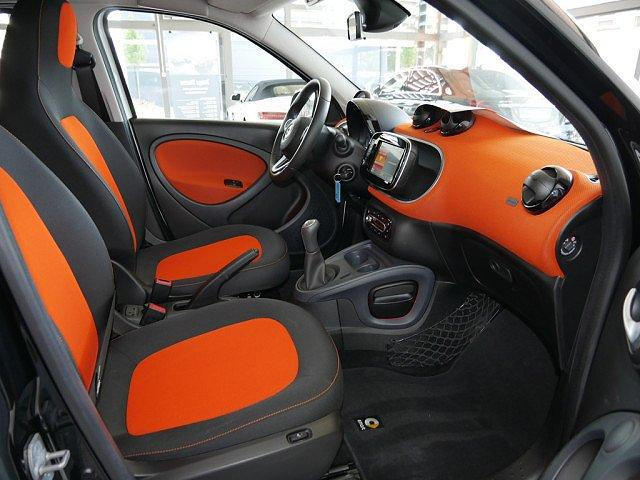 Smart forfour - Passion Pano Cool Media DAB Einparkh.