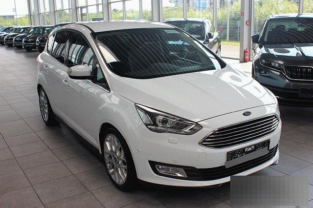 Ford C-MAX - COMPACT 2,0 TDCI AUTO. TITANIUM NAVI BI-XENON LM18 AHK