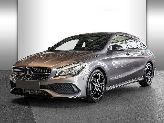 Mercedes-Benz CLA Shooting Brake - 200 SB AMG Line Night Pano Navi LED Kamera S