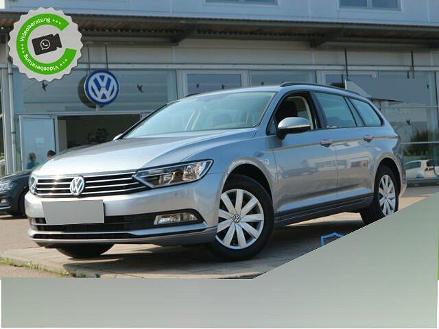 Volkswagen Passat Variant - 2.0 DSG NAVI+AHK+BLUETOOTH+SHZ+PD