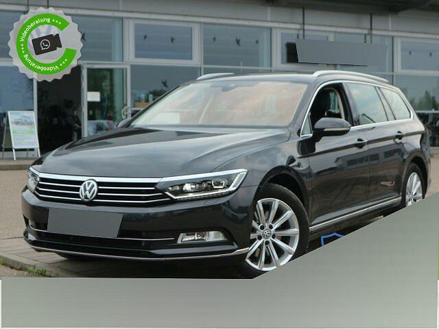 Volkswagen Passat Variant - 2.0 TDI HIGHLINE NAVI+LED+AHK+BLU