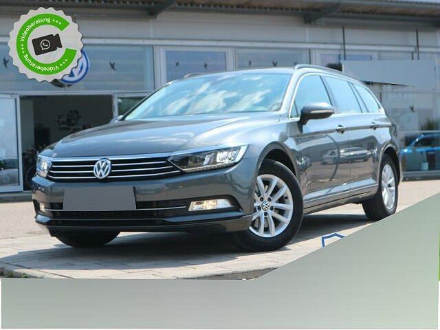 Volkswagen Passat Variant - 2.0 TDI DSG COMFORTLINE AHK+NAVI+