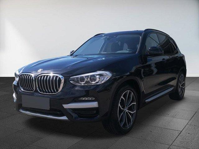 BMW X3 - xDrive20i xLine Innovationsp. Aut. Head-Up