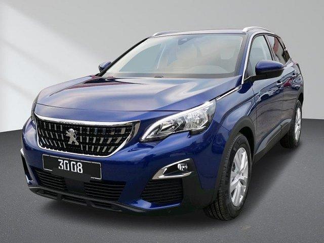 Peugeot 3008 - Active PureTech 130 Stop Start GPF Einparkhilfe vo.+hi., 180° Kamera, Sitzheizung, Klimaautomatik,
