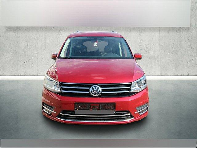 Volkswagen Caddy - 1.4 TSI BMT OPF Comfortline AHK+KAMERA+PDC