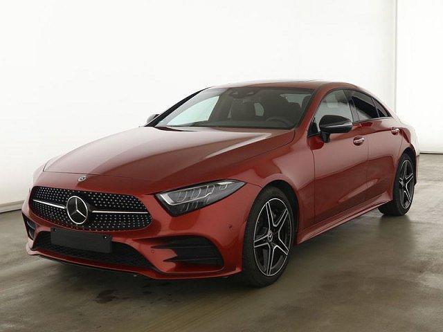 Mercedes-Benz CLS-Klasse - CLS 400 d 4M AMG Sport Night Wide AHK Standhz. A