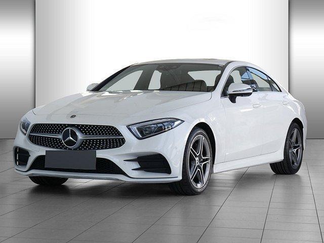 Mercedes-Benz CLS-Klasse - CLS 400 d 4M AMG Sport MBUX SHD Navi LED Distr.