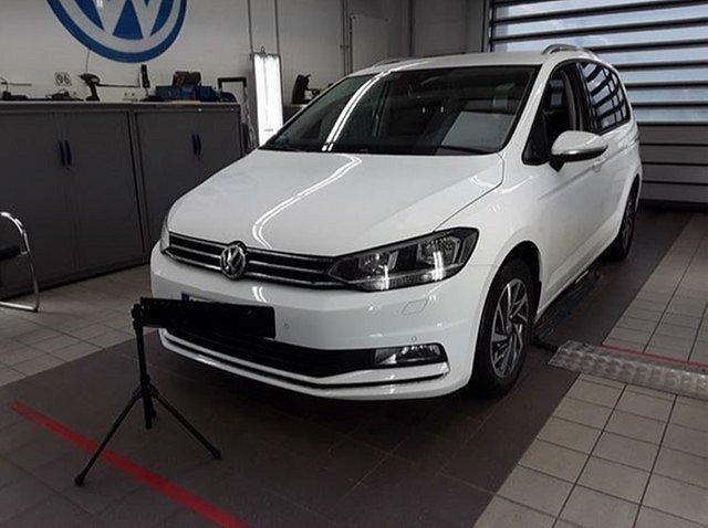 Volkswagen Touran - 1.2 TSI Sound ACC App Sitzhzg. Climatronic