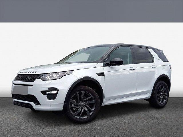 Land Rover Discovery Sport - TD4 Aut. SE Dynamic AHK