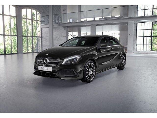 Mercedes-Benz A-Klasse - A 200 AMG Sport LED Navi SHZ Einparkh. Parkassis