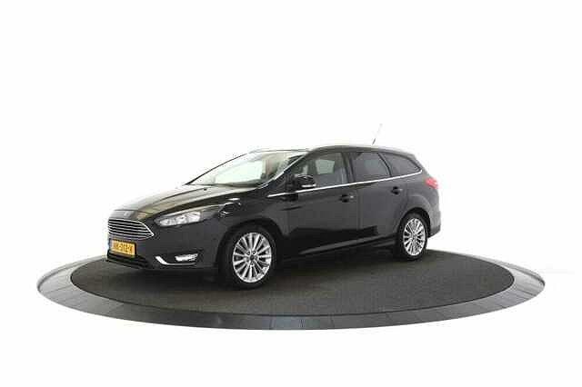 Ford Focus Turnier - Wagon 1.5 TDCI Titanium Lease Edition
