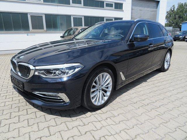 BMW 5er Touring - 540 i xDrive Luxury Line*Navi Prof*Pano*