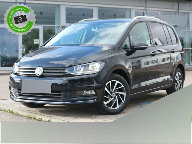 Volkswagen Touran - 1.6 TDI SOUND NAVI+AHK+BLUETOOTH+ACC+SHZ+