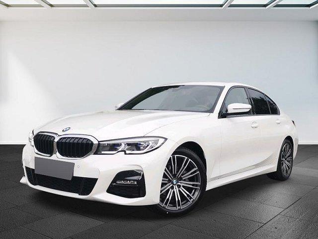 BMW 3er - 318d M Sport Laserlicht Parking Ass. HiFIi Komfortzugang Head-UP
