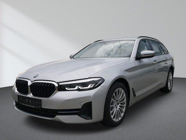 BMW 5er Touring - 520d AHK Businesspaket Lordosenstütze