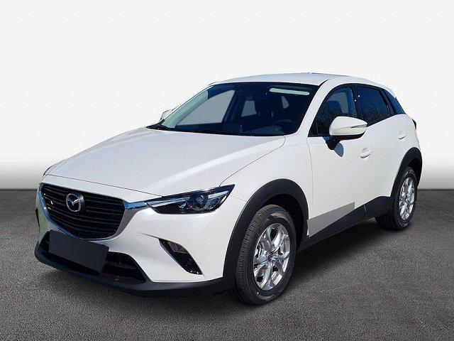 Mazda CX-3 - 2.0 121 PS FWD Drive Selection