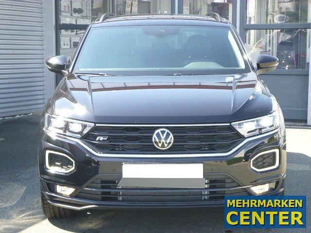 Volkswagen T-Roc - Style R-Line TSI +19 ZOLL+LED+ACC+DAB+KAME