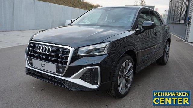 Audi Q2 - S line 35 TFSI 110(150) kW(PS)