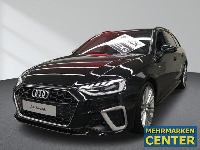 Audi A4 Limousine - Avant S line 40 TFSI quattro 150(204) kW(PS) tronic ,