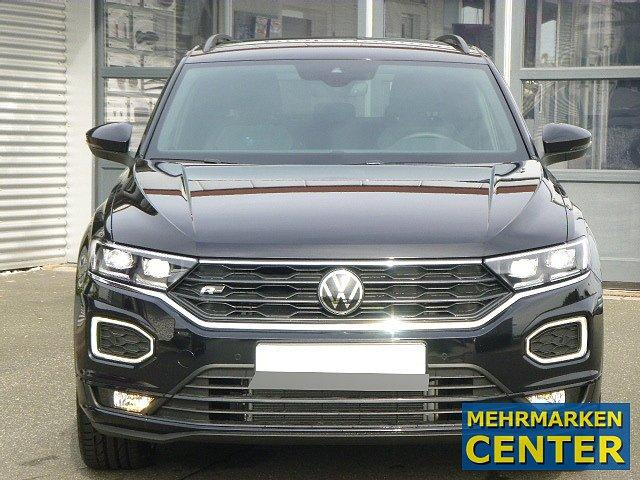 Volkswagen T-Roc - Style R-Line TSI +AHK+19 ZOLL+LED+ACC+DAB+