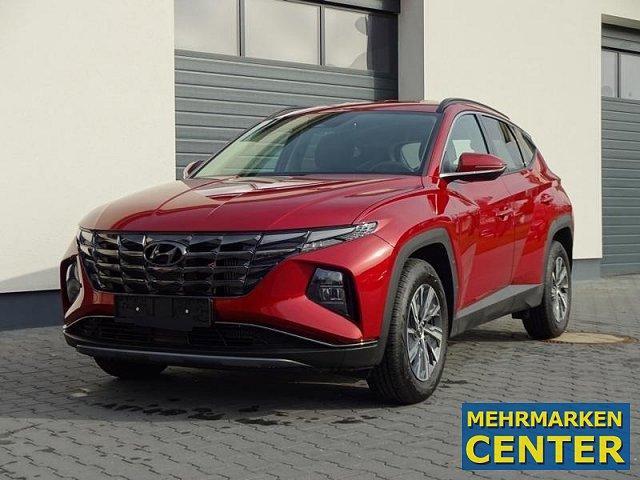Hyundai Tucson - Smart Trend 1,6 T-GDi 110KW 4WD Navi 2021