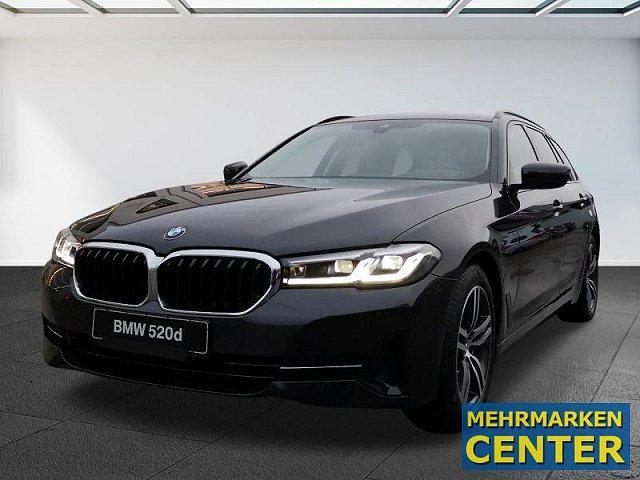 BMW 5er - 520d xDrive Touring AHK Business Entertainment