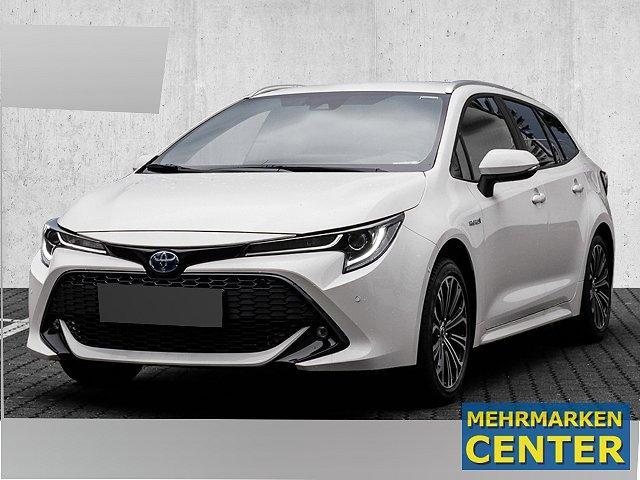 Toyota Corolla - 1.8 Hybrid Team Deutschland Technik-Pkt LED Parklenkass. Rückfahrkam. Fernlichtass.