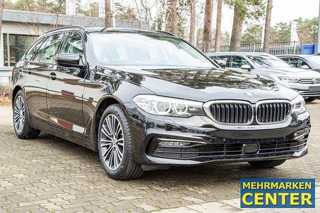 BMW 5er - 520i touring*SPORT-LINE*STEPTRONIC/UPE:56.524