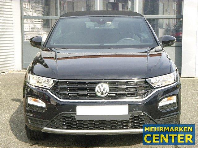 Volkswagen T-Roc Cabriolet - Cabrio Style TSI +18 ZOLL+NAVI+SHZ+PDC+WIN