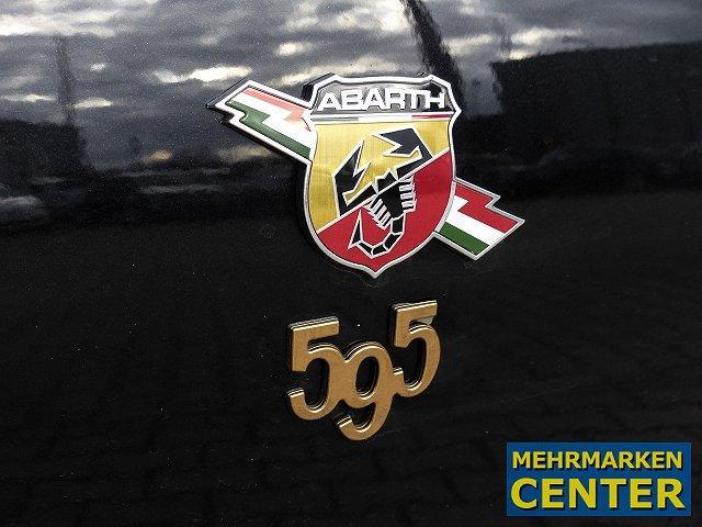 Abarth 595 Scorpione Oro 1.4 T-Jet Xenon, Beats Audio,