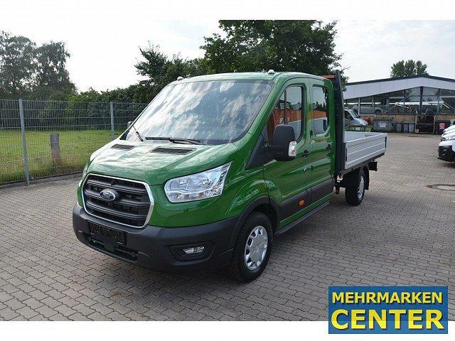 Ford Transit - DOKA PRITSCHE TREND 350 L4 DOPPELKABINE STHZG / AHK