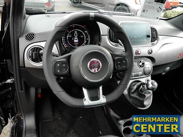Fiat 500 SPORT 1.0 Hybrid - TECH-Paket Glasdach Klimaautomatik