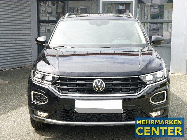 Volkswagen T-Roc - Style TSI DSG +AHK+LED+KAMERA+ACC+SPURHALT