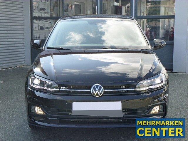 Volkswagen Polo - Highline R-Line TSI DSG +17 ZOLL+ACC+ACTIVE