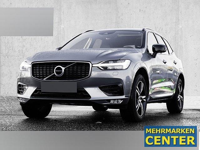 Volvo XC60 - XC 60 R Design 2WD T4 EU6d-T LED Navi StandHZG Keyless Kurvenlicht e-Sitze ACC Rückfahrkam.