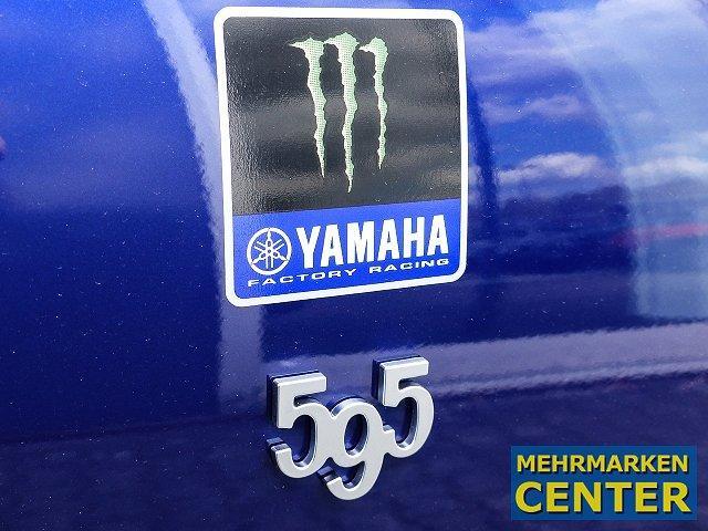 Abarth 500 595 YAMAHA Monster 1.4 T-Jet Navi AD Multif.Lenkrad Knieairbag RDC Klimaautom AUX