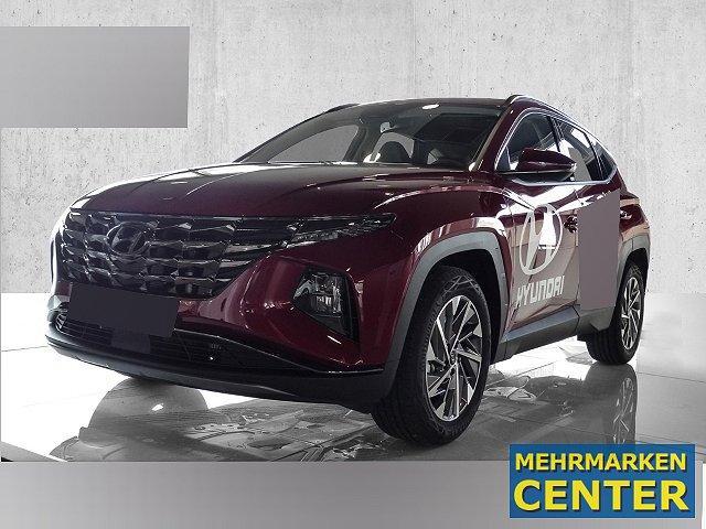 Hyundai TUCSON - 1.6 CRDi 7-DCT - Trend Krell-Soundsystem elektr. Heckklappe Assistenzp.