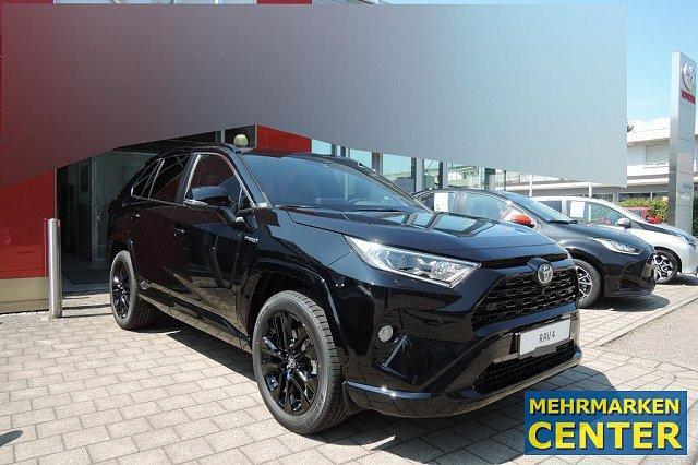 Toyota RAV4 - RAV 4 2.5 4x4 Hybrid Black Edition (XA5)