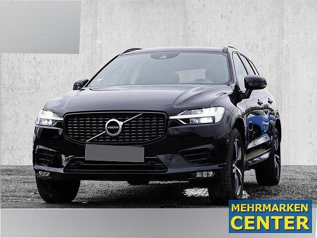 Volvo XC60 - XC 60 R-Design AWD B4 Diesel EU6d LED Navi Keyless Kurvenlicht e-Sitze Radar Rückfahrkam.
