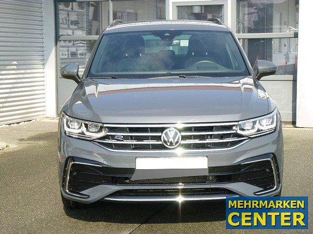 Volkswagen Tiguan - R-Line NEUES MODELL 4MOTION TDI DSG +AHK+