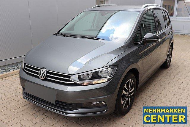 Volkswagen Touran - 2.0 TDI DSG IQ.Drive Navi,AHK,Kamera
